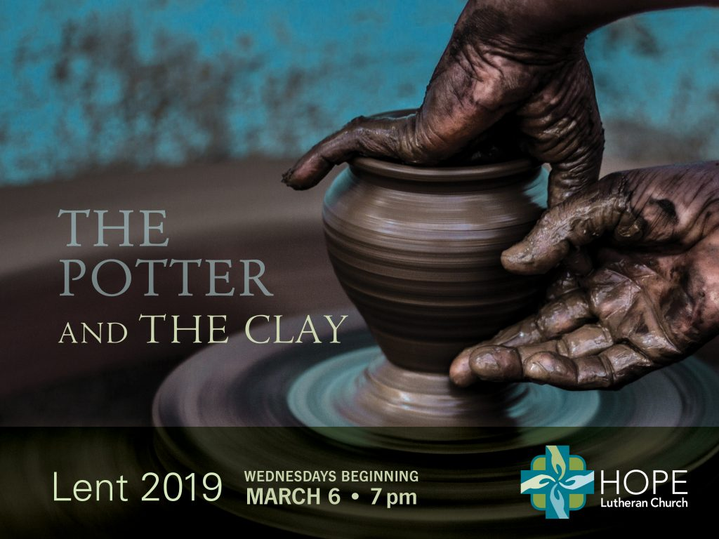 Read PDF The Potter and the Clay